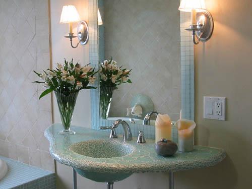 bathroom vanity ideas live beautifully: center hall colonial | master bath  vanity and sinks.
